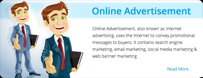 Advantages Of  Online Advertisement