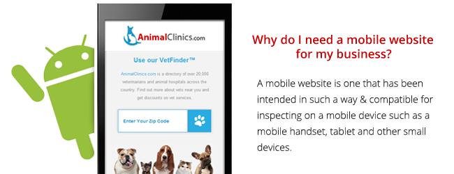 Why Do I Need a Mobile Website For My Business?