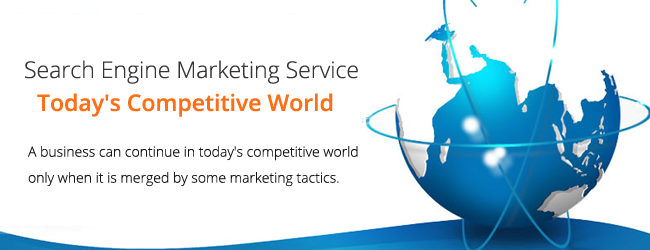 What is the role of Search Engine Marketing in today's competitive world?
