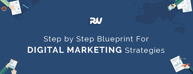 Step by Step Blueprint For Digital Marketing Strategies
