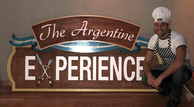 Unique & Premier Dinner Party in Argentina