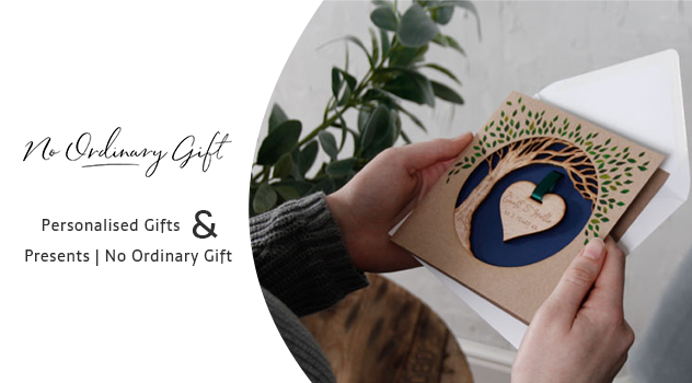 A magento based personalised gift shop