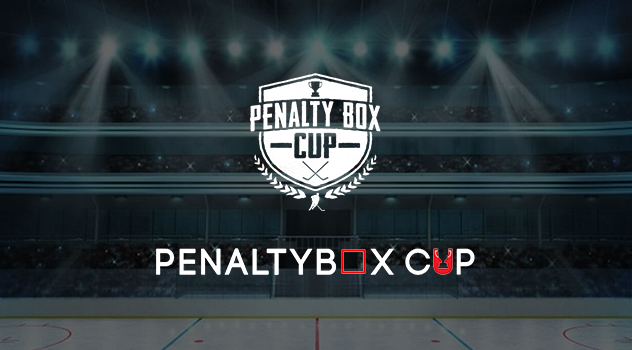 An upcoming Ice Hockey Tournament website